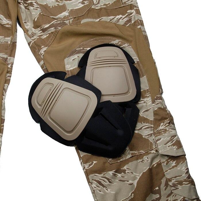 2019 nouveau pantalon tactique SST G3 avec genouillères désert tigre Camouflage pantalon de patrouille tactique - 3