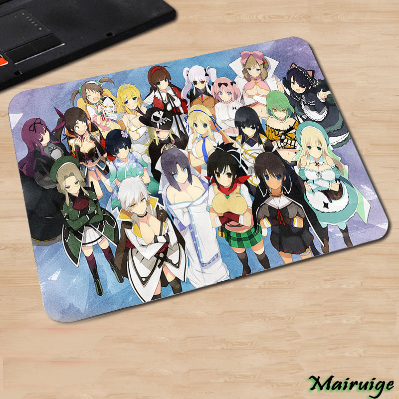 Mairuige Senran Kagura All Character So Cute Sexy Anime Girls Animation  Pattern Mousepad Pc Computer Table