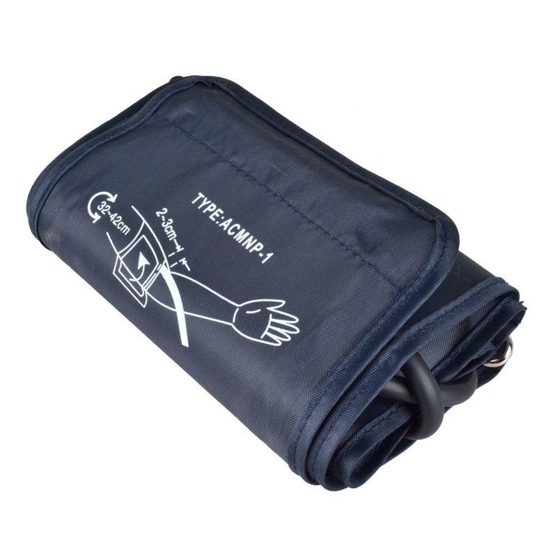 Portable Extra Large Arm Digital Blood Pressure Monitor Cuff Single tube  Tonometer Cuff For Sphygmomanometer BP meter