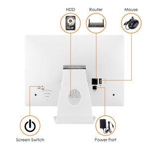"Image 3 - ZOSI 4CH CCTV מערכת אלחוטי 960P 10 ""LCD NVR אבטחת מצלמה מערכת 1.3MP IR חיצוני P2P Wifi IP מצלמה מעקב ערכת 500GB"