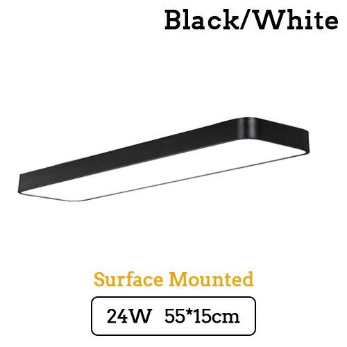 55x15cm 24W Surface
