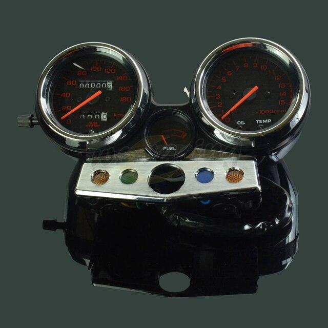 Motorcycle Tachometer Odometer Instrument Speedometer Gauge Cluster Meter For HONDA CB400 CB 400 1995-1998 1995 1996 1997 1998