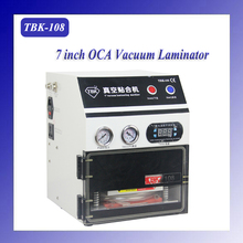 HOT TBK-108 Vacuum OCA Laminating Machine LCD Screen Refurbish Laminator Machine for Phone Screen Repair Equipment