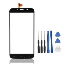 New Touchscreen For UMI ROME X Touch Screen Digitizer Glass Front Panel Replacement Touchpad +Tools+Tempered Glass