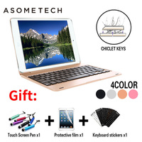 Senior Ultra Thin Wireless Bluetooth Keyboard Case For IPad Air 2 Dock Covers For Apple IPad