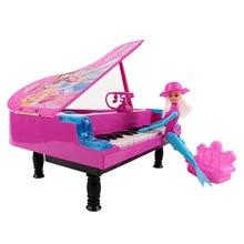Klavier ungiftig kunststoff geschenk Luminous musik spielen NEW musical spielzeug musikinstrument spielzeug für kinder baby-pädagogische x031