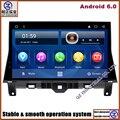 Android 6.0 hd 1024*600 car multimedia player para honda accord 8 com gps wifi mapas do bluetooth câmera traseira