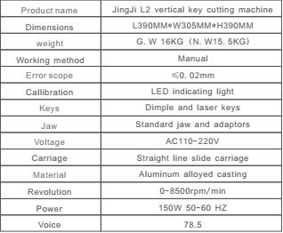 jingji-l2-vertical-key-cutting-machine-pic-2