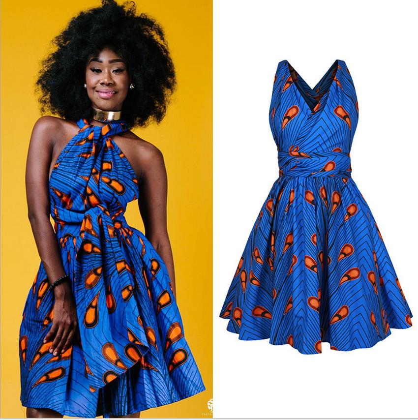 2016 Hot Sale New Fashion Design Traditional African Clothing Print ...