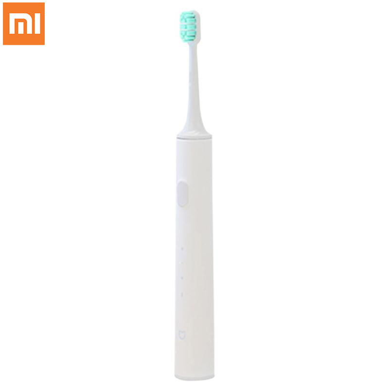 Xiaomi Electric Toothbrush Smart Ultrasonic Teeth Whitening Vibrator Tooth Brush Oral Hygiene Toothbrush IPX7 Waterproof Rating