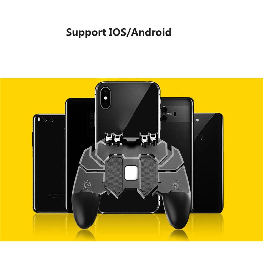 de negócios gamepad para pubg ios android