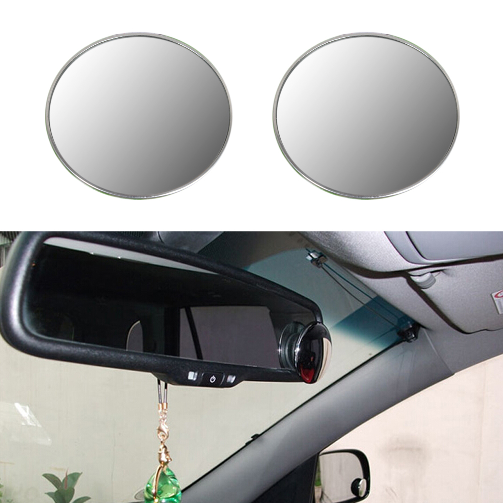 blind spot rear view mirrors rearview wide angle  convex mirror  mirror covers