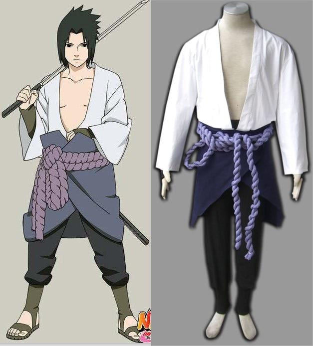 NARUTO Uchiha Sasuke cosplay anime cosplay halloween ...