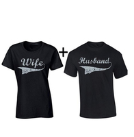 Mr And Mrs Lovers T Shirt Wife Husband Shirts Couple Shirts Valentines Day Gift Couple Matching