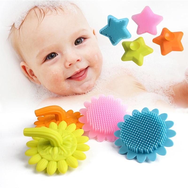 1 Pc Weiche Silikon Haar Körper Pinsel Bad Pinsel Kopfhaut Waschen Pad Shampoo Dusche Pinsel Gesichts Reinigung Kamm Knitterfestigkeit