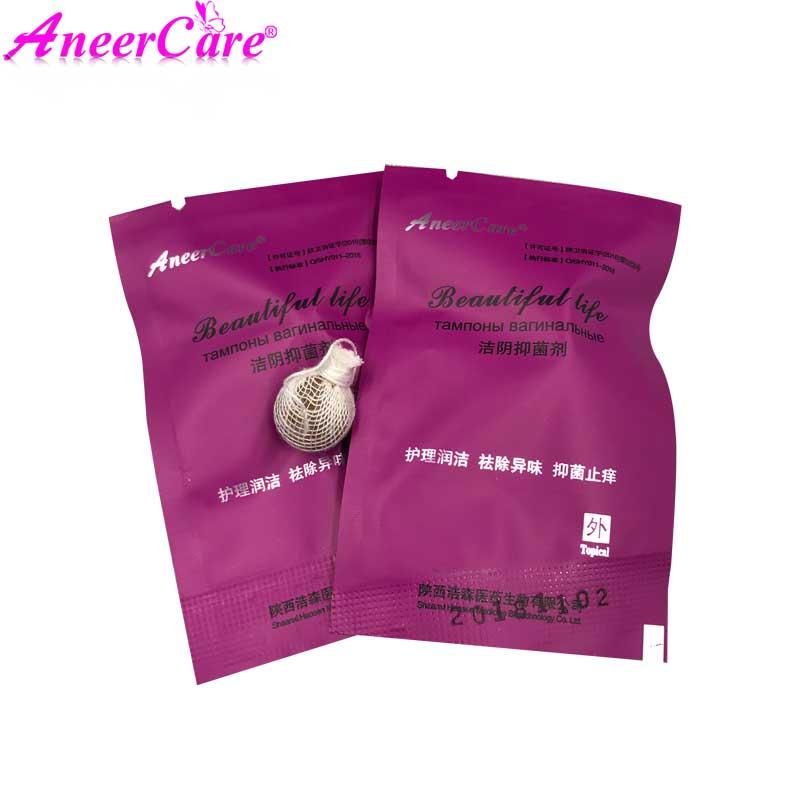 3 pièces 6 pièces tampons vaginaux traitement des tampons vaginaux médicinaux yoni femmes santé obat perangsang wanita yoni perles chinoises