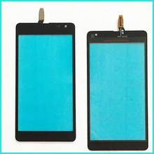 100% Tested A Quality For Nokia Lumia 535 Touch Screen Digitizer Glass Lens Black Replacement Verison 1973/1607 Fast Shipping