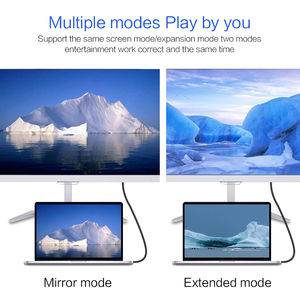 Image 5 - USB C TO HDMI 4K Cable Type C to HDMI USB C Thunderbolt 3 for MacBook,ChromeBook,Samsung S10/S9/S8+ Huawei Mate20/10 Pro P20