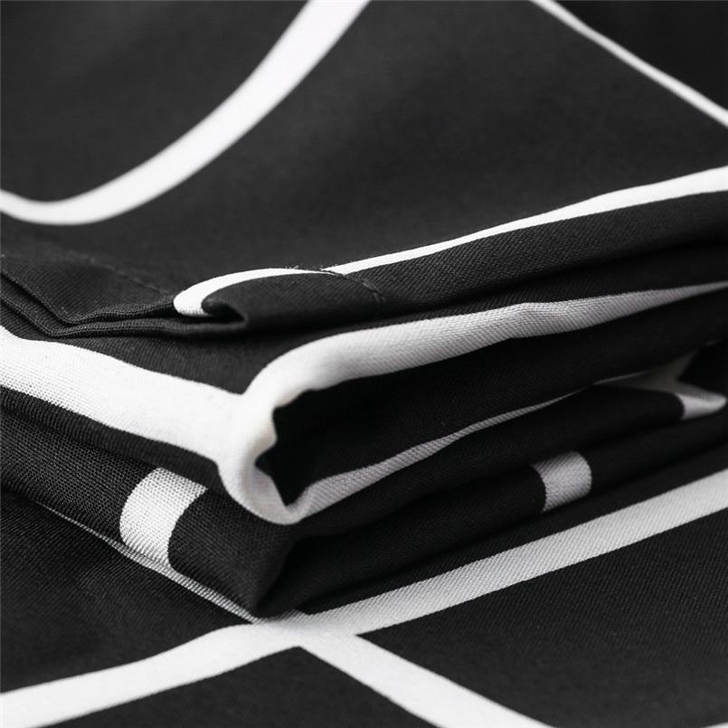 Casual Plaid Pants Women Elastic Waist Pants Women High Waist Bandage Trousers Pencil Pants Calca Feminina Wholesales #F#40SR702