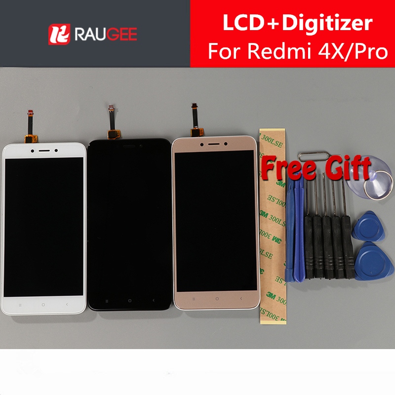 for Xiaomi Redmi 4X screen with frame lcd display touch screen digitizer assembly replacement panel for redmi4x pro primefor Xiaomi Redmi 4X screen with frame lcd display touch screen digitizer assembly replacement panel for redmi4x pro prime