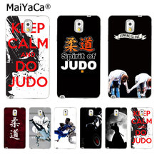 MaiYaCa Judo On Sale! Luxury Cool Case for Samsung Galaxy S5 S6 S7 S8 S8 PLUS Clear Cover(China)