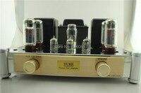 EL34 ламповый усилитель push pull класс усилителя готовой продукции 5Z4 выпрямитель трубка 6N1J трубки Hi Fi стерео аудио