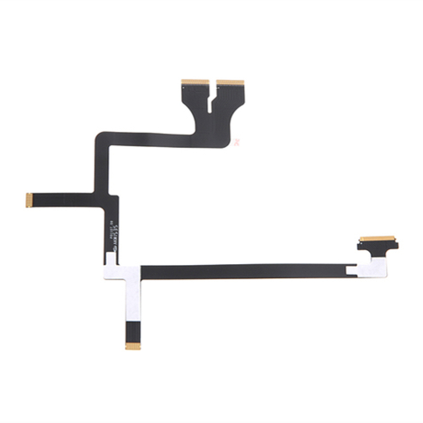 Flexible Professional Gimbal Camera Flat Cable Flex Cable Ribbon Replacement for DJI Phantom 3 Pro & Adv new women diamond wedding bride shoulder crossbody bags gold clutch beaded tassel evening bags party purse banquet handbags li29