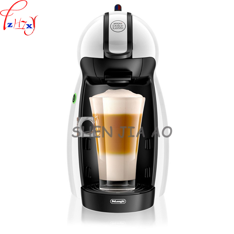 15 bar Household Capsule Coffee Machine Semi - automatic Italian espresso machine coffee machine 220V 1pc semi automatic italian coffee machine pump type coffee machine manual fancy coffee 220v 50hz 1100w 1pc