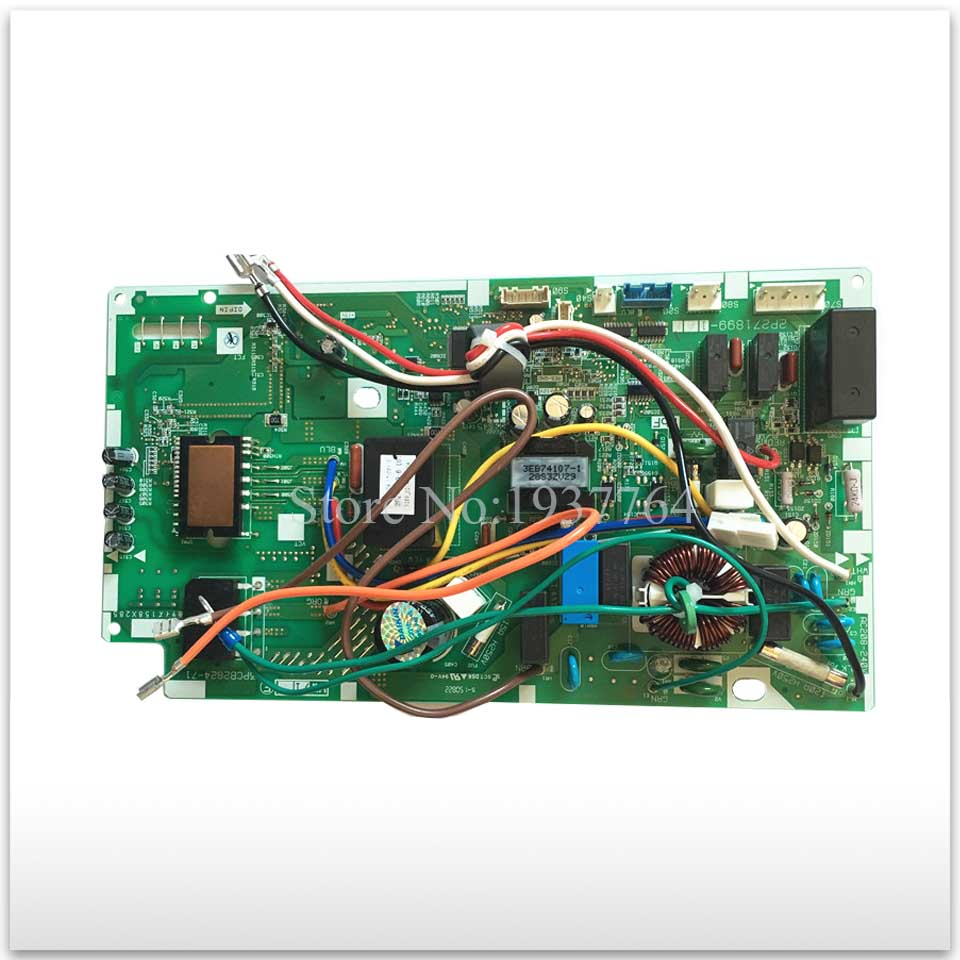 good working for Air conditioning board circuit board RXH325LC 2P271899-1 3PCB3151-71 computer board big togo main circuit board motherboard pcb repair parts for nikon d610 slr