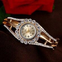 Женские часы LVPAI, брендовые модные часы, горячая Распродажа, роскошные Брендовые женские часы-браслет, женские элегантные золотые наручные часы