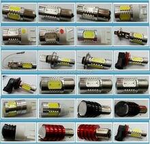 1pcs High Power 5W 7.5W 11W LED Car Cornering / Back-up / Width / Frog / Door / Braking / Rear Tail Lamp Light DC 10V ~ 24V