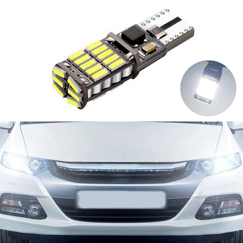 1X Car T10 w5w 26LED 4014SMD Width Lamp Clearance <font><b>light</b></font> For <font><b>lexus</b></font> rx300 rx330 rx350 is200 is250 lx570 lx470 <font><b>gs300</b></font> gx47 ES350 image