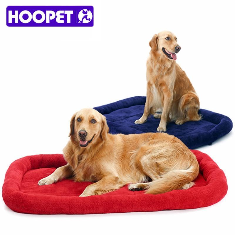 Super Big Dog Beds for Large Dogs Super Warm Dog Cat Sleeping Mat Huge Mattress Cushion Autumn Winter Pet House Free Shipping