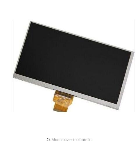 Version A New LCD Display 7 inch for Digma hit 3G ht7070mg Tablet TFT 40pin Screen Matrix Digital Replacement Free Shipping new lcd display 7 inch for digma 7 77