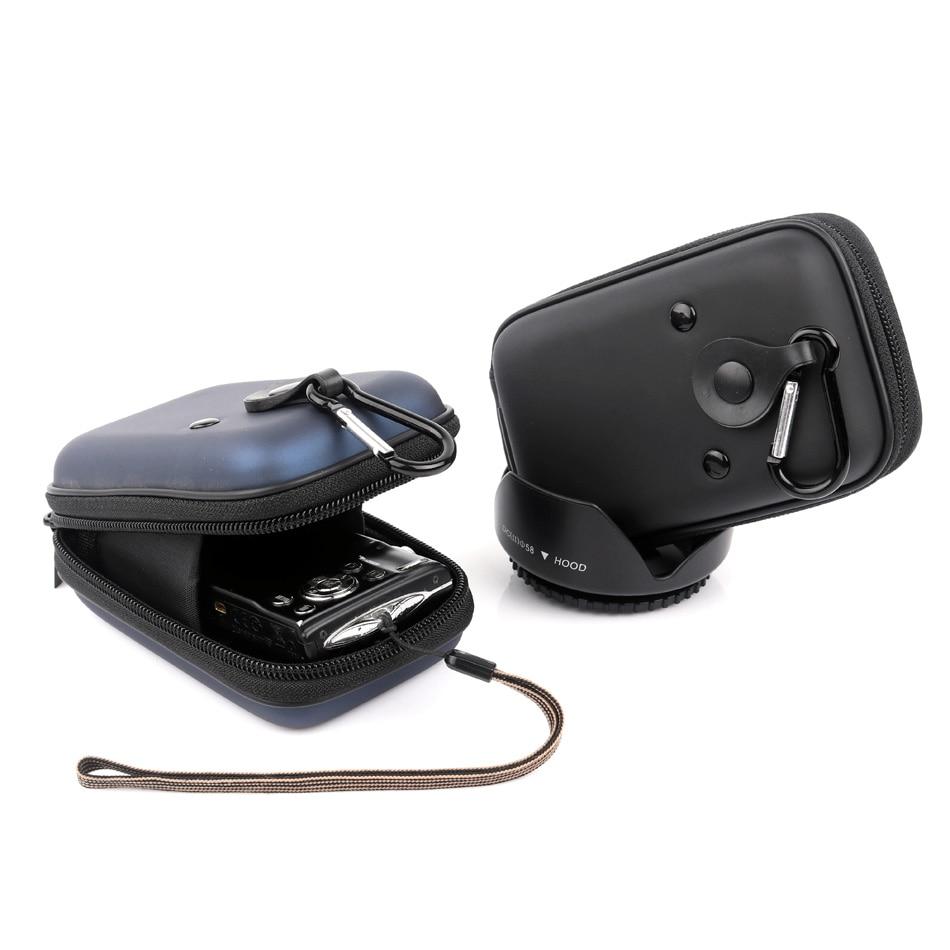 EVA Digital Camera Case Bag For Sony DSC-RX100 RX100 II RX100 III RX100 IV / M4 M5 WX500 W800 W830 HX60 HX50 HX30V Hard Case