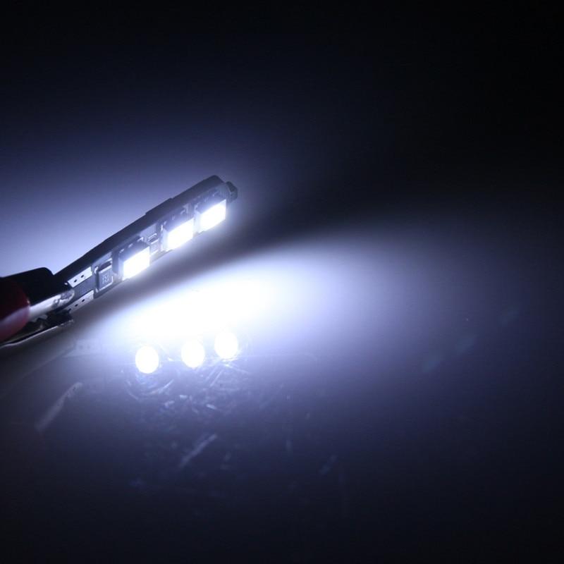 BOAOSI 2x T10 LED W5W Samsung 5050SMD автомобиль - Автокөлік шамдары - фото 3