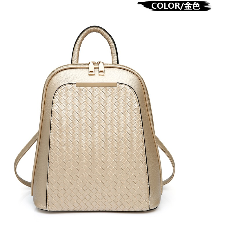 backpack Ms 2016 new trend of Korean female college style travel bag