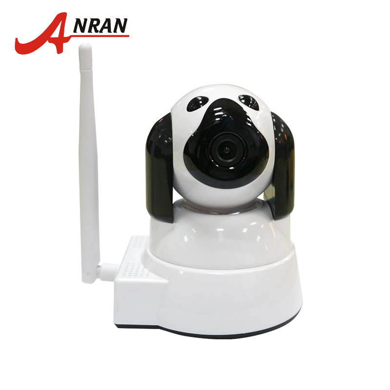 ФОТО ANRAN Wireless IP Camera Wifi 720P HD CCTV Home P2P Security Camera Surveillance Two-Way Audio Support 32GB SD Card Mobile APP