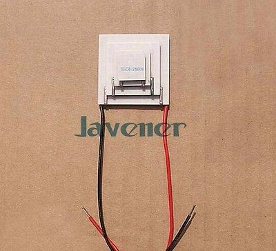 TEC4-24608 Heatsink Thermoelectric Cooler Peltier Cooling Plate Four-layer Refrigeration Module tes1 24115 heatsink thermoelectric cooler peltier cooling plate 24v 40x40mm refrigeration module