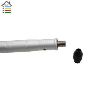 """Image 3 - Универсальный алюминиевый гибкий вал 105 см без ключа, патрон 1/8 """"(3,175 мм) разъем подходит для всех вращающихся инструментов Dremel"""