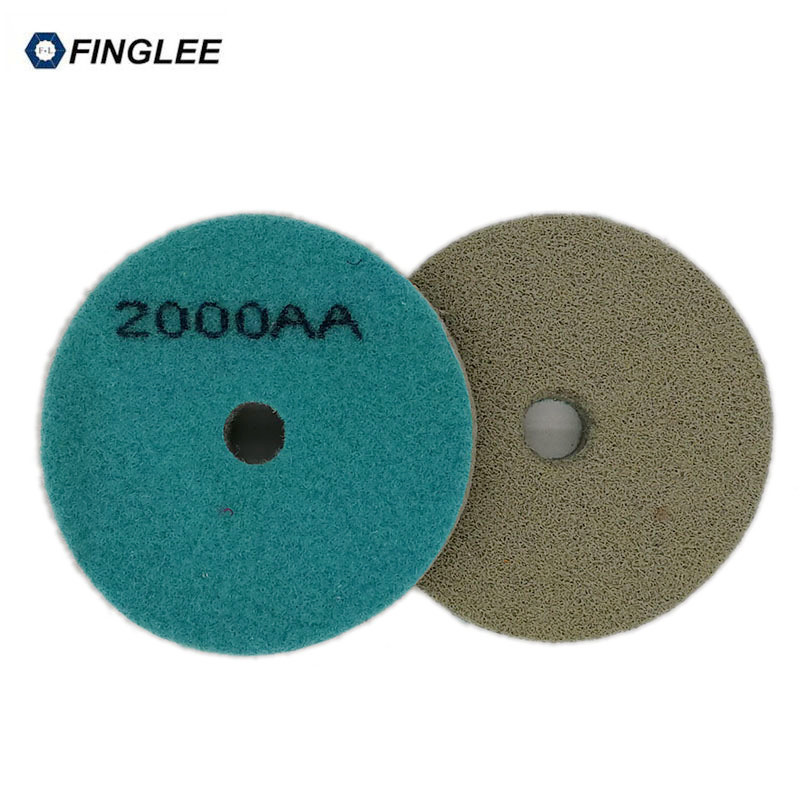 FINGLEE 4 hüvelykes, 2db 100 mm-es szivacs polírozó párnák - Csiszolószerszámok - Fénykép 5