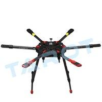 Quadcopter khung Tarot X4 Carbon Gấp Kit Sợi X6 Hexacopter khung drone multicopter Diy drone máy bay trực thăng quadcopter ph
