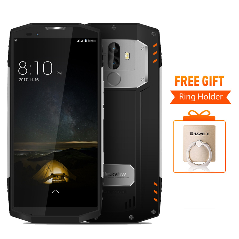 Blackview BV9000 5 7 HD IP68 Waterproof Phone MTK6757CD Octa Core Android 7 1 4GB RAM