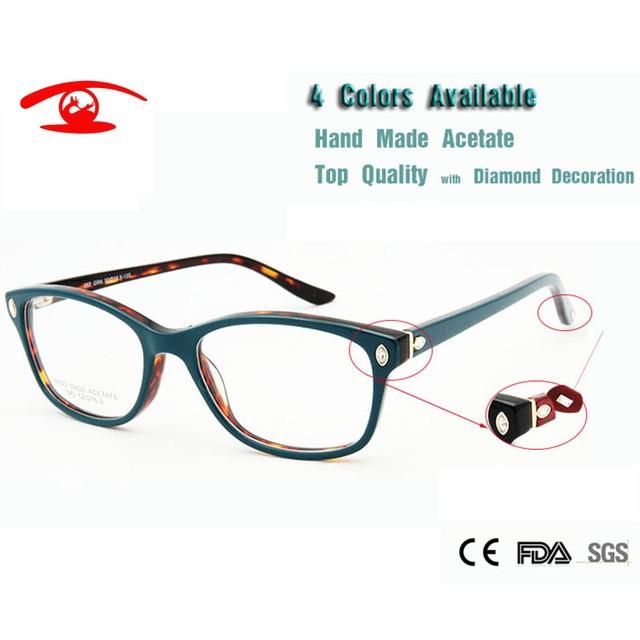 0f87576c4497 Wholesale (5pcs lot)New Luxury Eyeglasses Frame Women Eyeglass Eyewear  Computer Prescription Glasses