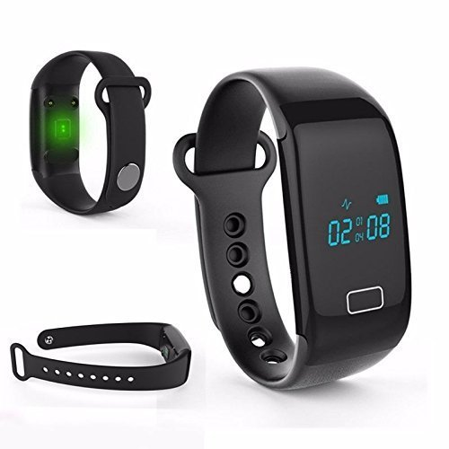 JW018 Smart Wristbands Bluetooth 4 0 SmartWristband Sports Fitness Activity Tracker Pedometer Heart Rate Monitor for