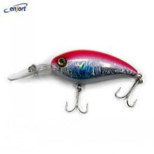 10CM-14.8G-4 # Ganchos de señuelos de pesca Crankbait wobbler artificial pesca duro cebo de pesca tackle Swimbait