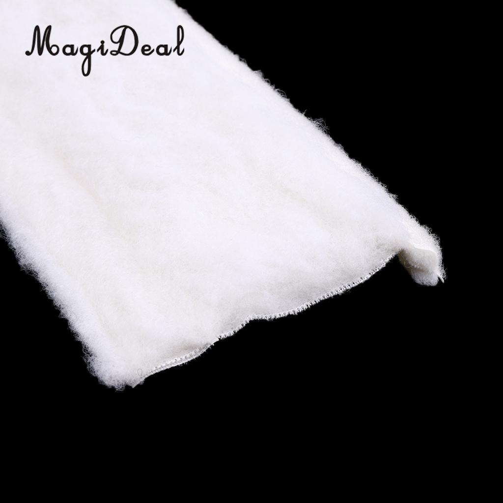 4pcs Soft Fleece Horse Noseband Cover Halter Protection Strap for Horse Crown Noseband Cheeks