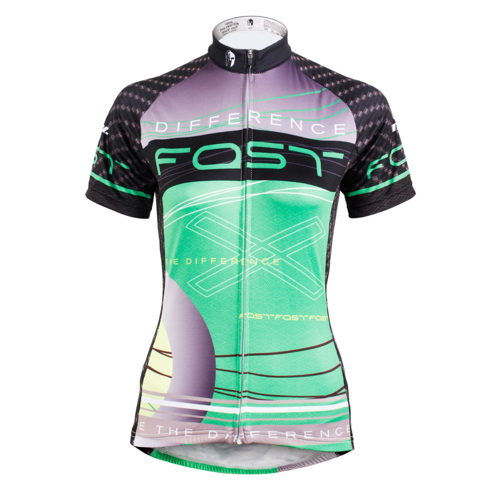 New CYCLING JERSEYS Women Distinctive top Sleeve Cycling Jerseys Multicolor Bike Shirts Breathable Cycling Clothes Size XS-6XL I 2016 new men s cycling jerseys top sleeve blue and white waves bicycle shirt white bike top breathable cycling top ilpaladin
