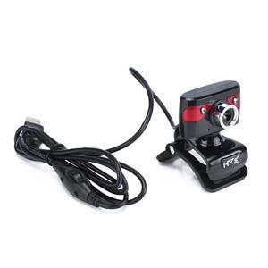Image 5 - HXSJ USB กล้องเว็บแคมเว็บแคมไมโครโฟนคอมพิวเตอร์สนับสนุน Night Vision สำหรับแล็ปท็อปสก์ท็อป Skype