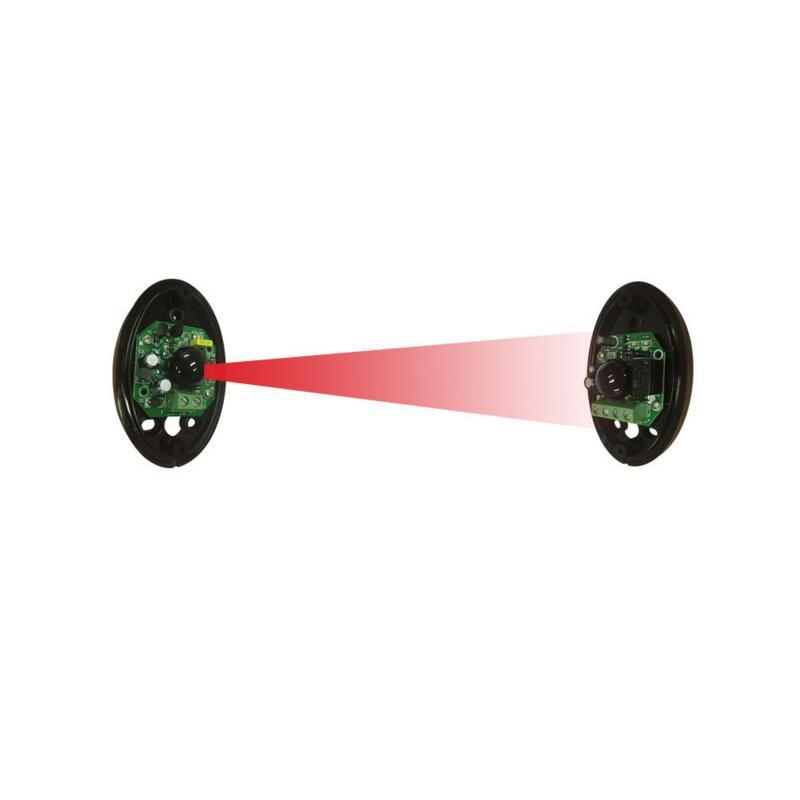 Ouvreur de porte barrière Capteur De faisceau De Sécurité/Infrarouge Photocellules Porte et Porte capteur compatible avec BFT S'EST BEL liftmaster FAAC